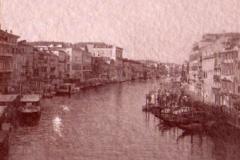 Salt print Grand canal