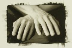 Ziatype Katy's Hands
