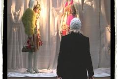 Gum bichromate Window Shopper