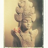 Fuji transfer Thai Buddha