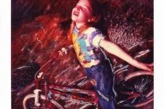 Polaroid SX-70 Meg Bike