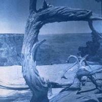 Pinhole cyanotype Grand Canyon