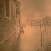 Pinhole kallitype Venice 3
