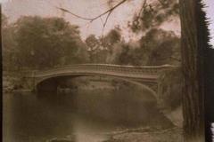 Pinhole kallitype Bowbridge