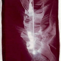 Chrysotype Antelope Canyon 3
