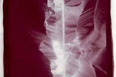 Chrysotype Antelope Canyon 3