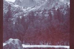 Chrysotype Yosemite Half Dome Mirror
