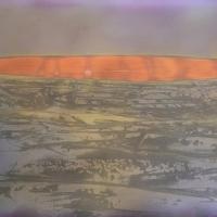Lumen print Sunrise