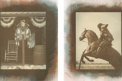 Gum bichromate King of the wild frontier copy