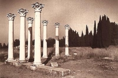 Argyrotype Roman Temple, Asclepion, Kos