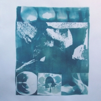 Cyanotype Void