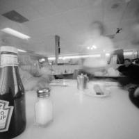 Pinhole Eagle diner