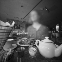 Pinhole Lunch at the American Visionary Art Museum