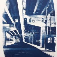 Cyanotype-Gardiner-Infrastructure