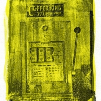 Gum bichromate Copper King
