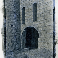 Gum bichromate Engine House