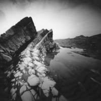Pinhole Blegberry Beach