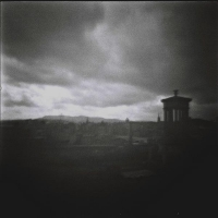 Pinhole Calton Hill Edinburgh