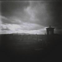 Pinhole Calton Hill Edinburgh