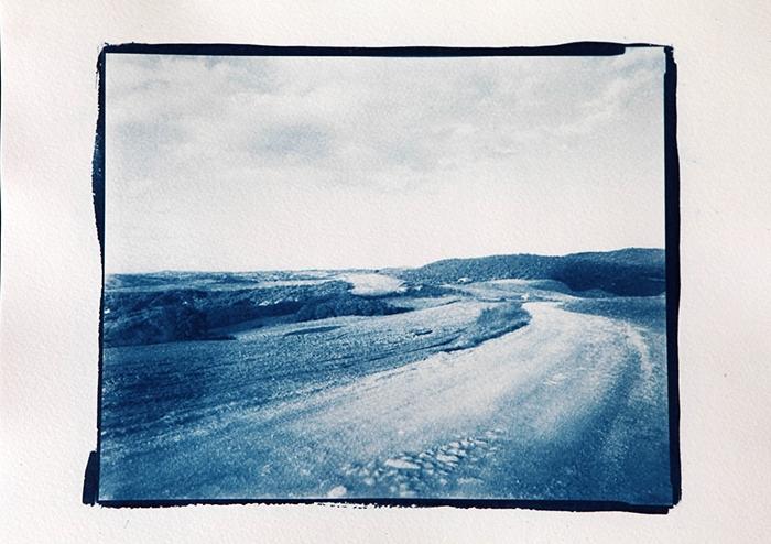 Cyanotype-Path