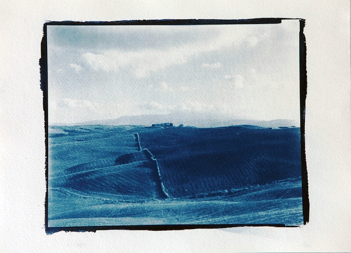 Cyanotype-Stone-wall