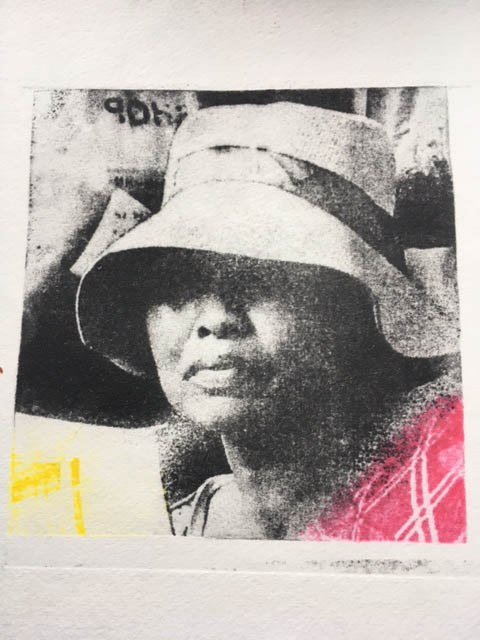 Xerolithography-Woman-with-parasols