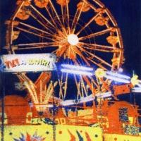 Casein pigment print Carnival Tilt a Whirl