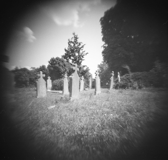 Pinhole The old cemetery 2