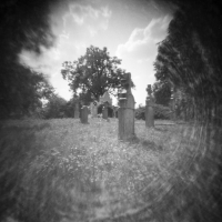 Pinhole The old cemetery 4