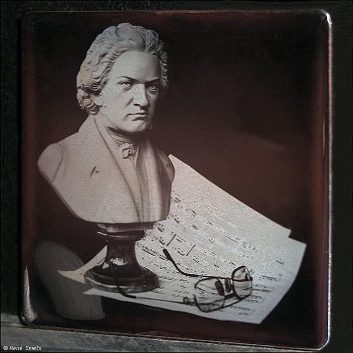 Becquerel Daguerreotype Rene Smets Beethoven