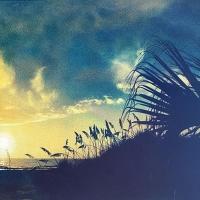 Gum-print-Atlantic-Sunrise