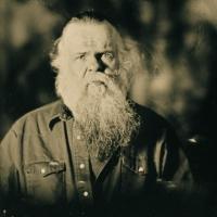 Wetplate Beard Man 1