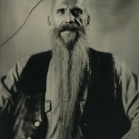 Wetplate Beard Man 2