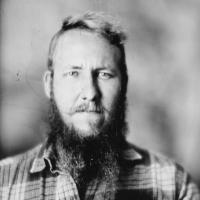Wetplate Beard Man 3