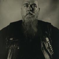 Wetplate Beard Man 4