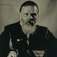 Wetplate Beard Man 5
