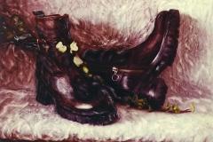 Polaroid SX-70 Winter Shoes 1