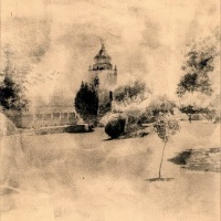 Bromoil-Castle
