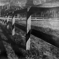 Bromoil-Farm-Wood-Fence
