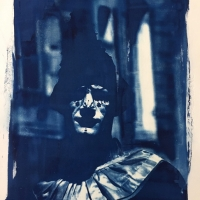Clown St Remy 35x50cm