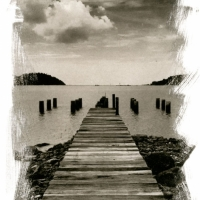 Platinum and palladium Long Lonely Dock