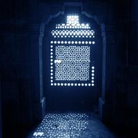 Humayun's Tomb in Delhi, India