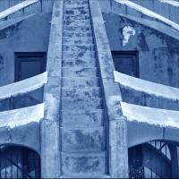 13 Cyanotype Jantar Mantar Delhi India