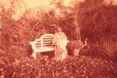 19 Uranotype Pinhole Man Sitting