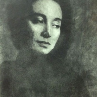 Gum-Bichromate-Portrait-of-Shirley