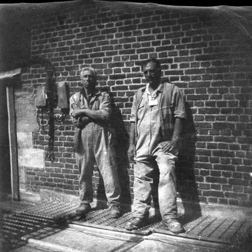 Calotype On the roof