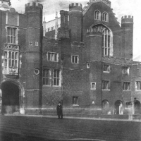 Calotype Great hall