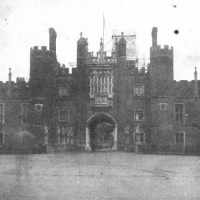 Calotype West front