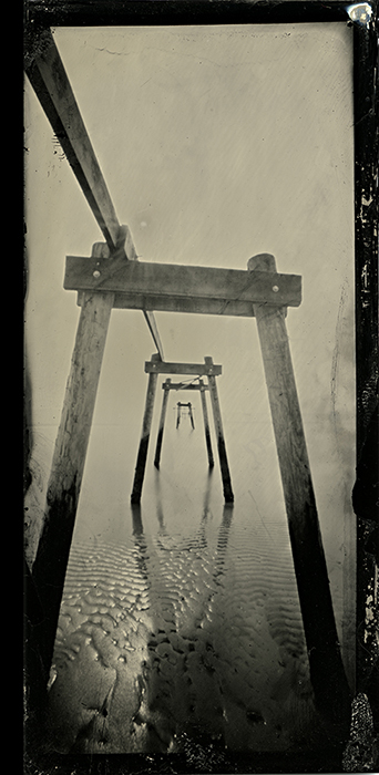 Wetplate collodion Remains