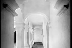 Carbon print Interior of museum